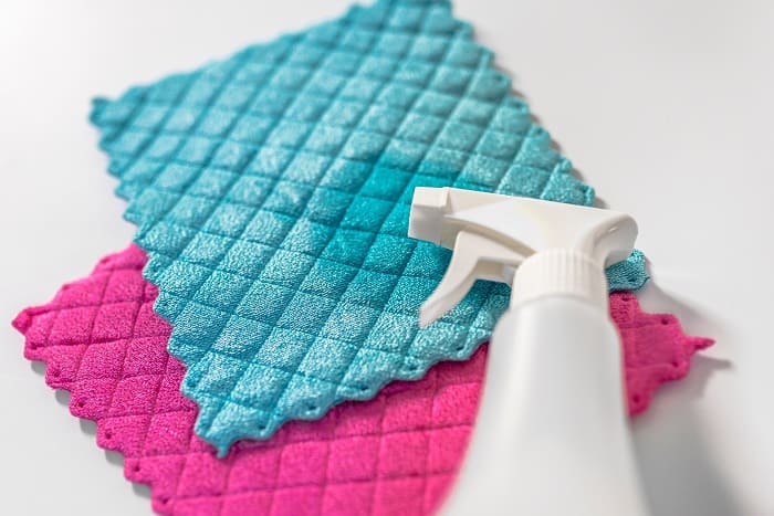 How to make a homemade all purpose cleaner with dawn